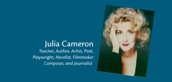 Julia Cameron speaking at the Navigating Your Future 2012 Conference in Santa Fe, NM on 24th Aug