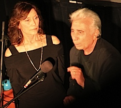 George & Sedena Cappannelli speaking at the Navigating Your Future 2012 Conference